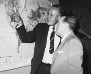 Roger Revelle - US Senate, 1961