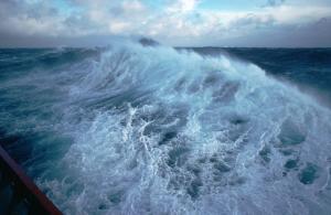Absorción de calor por los océanos