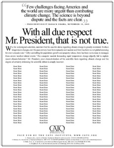 Campaña publicitaria del Cato Institute