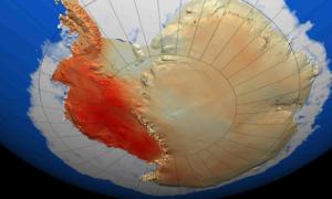 Antártica térmica
