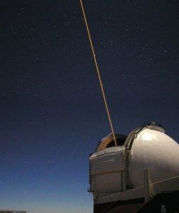 Keck II telescope (Science)