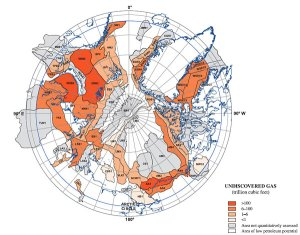 Arctic oil (Science, 2009)