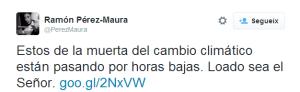 Ramón Pérez-Maura tuit