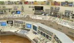Sala control nuclear