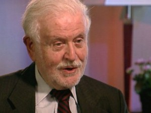 S. Fred Singer, negacionista climático, del daño del tabaco, de la influencia de los FCF en la capa de ozono, etc., que lideró el ataque a LLDC ya en 1972